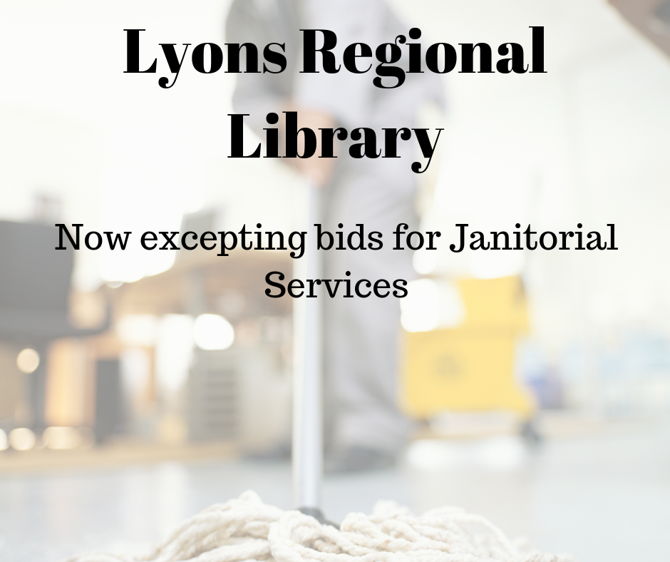 Janitorial Services RFP