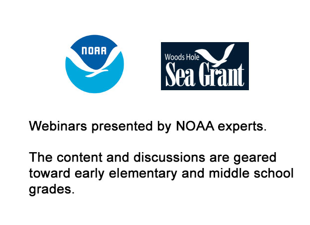 NOAA Live! Webinars
